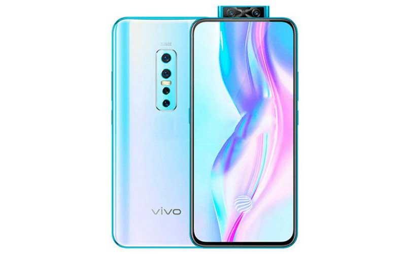 Vivo V17 Pro Ponsel kamera pop up terbaik