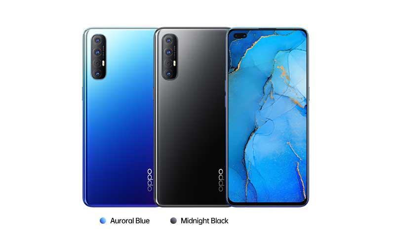 Smartphone Oppo terbaik 2020