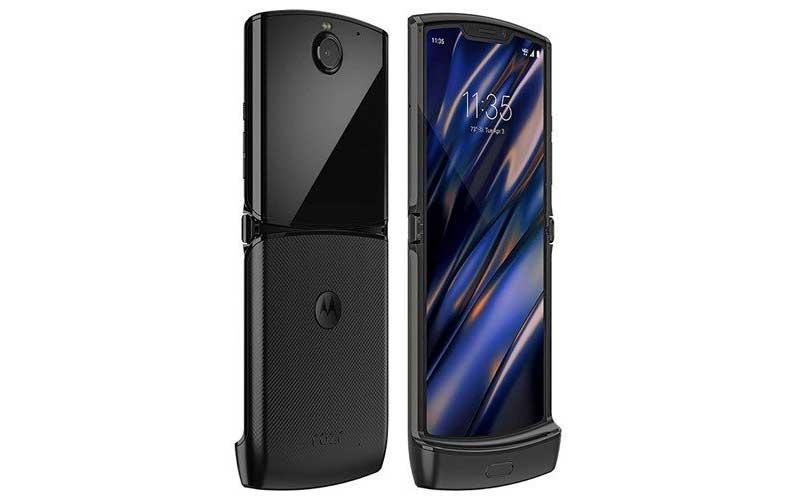 Motorola Razr 2019 Ponsel lipat terbaik