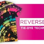 cara membuat tie dye shirt