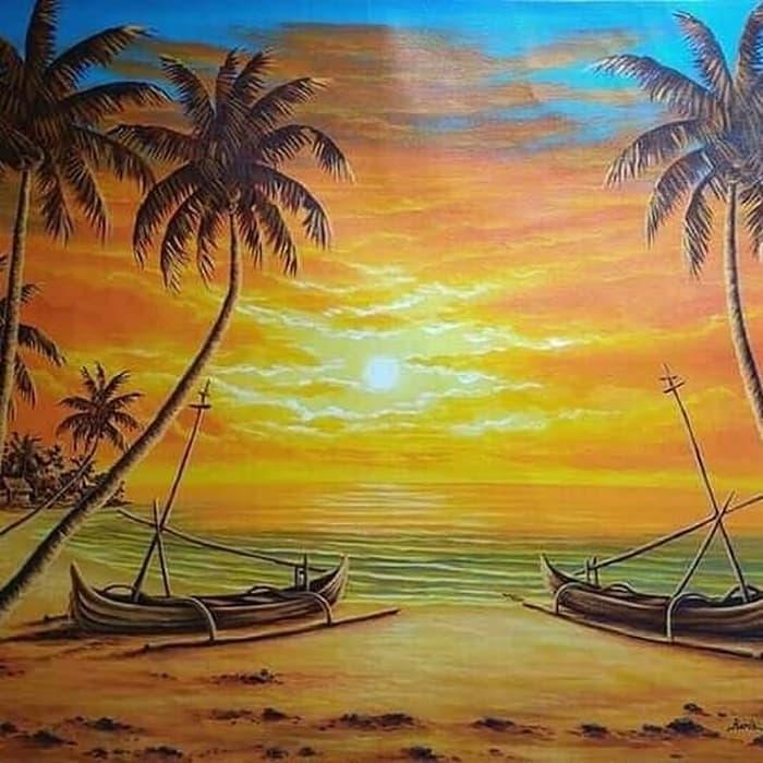 17+ Contoh Gambar Pemandangan Alam, Gunung, Pantai, Luat ...