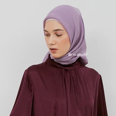 Kerudung Lilac – 00018
