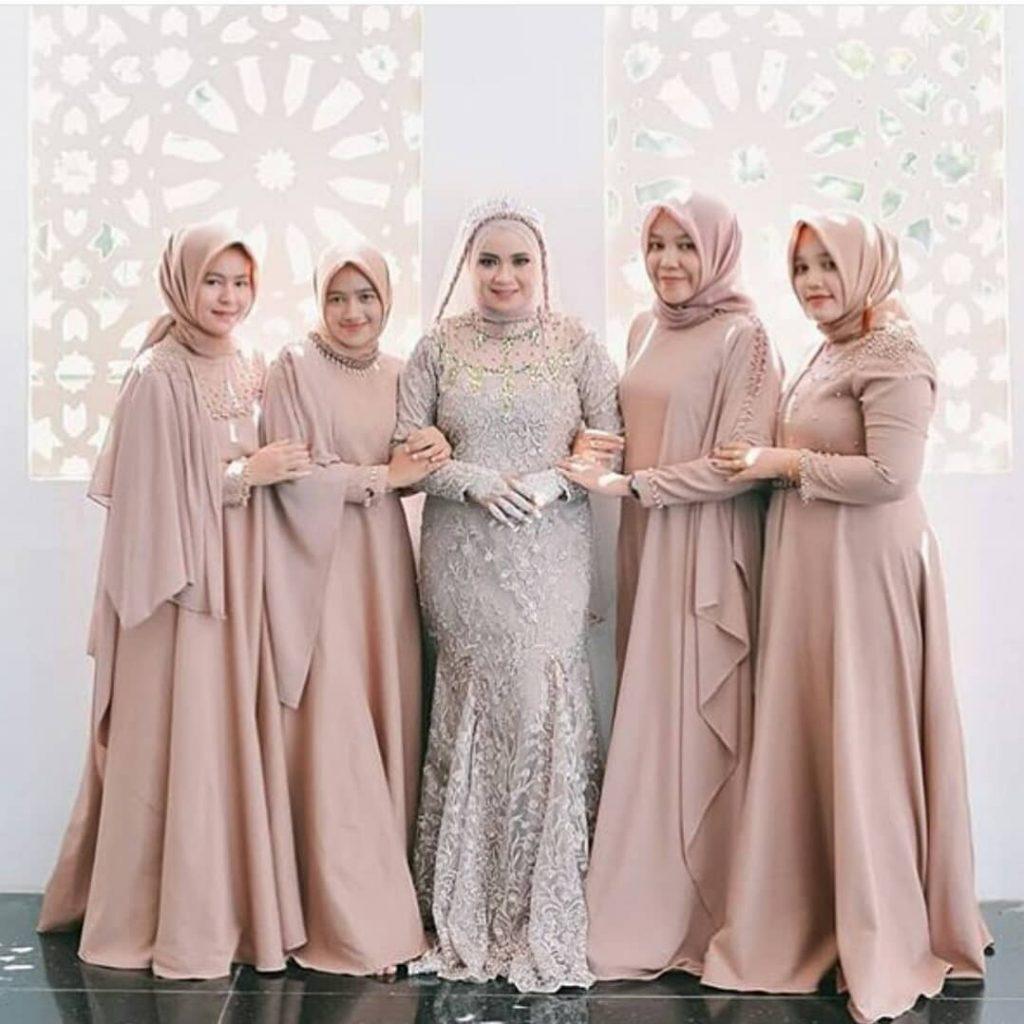 model kebaya pengantin
